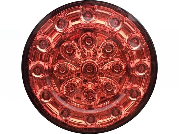 ICL LEDコンビテールランプ 丸型シリーズのモデルチェンジ(仕様変更)後(チップ型LED)