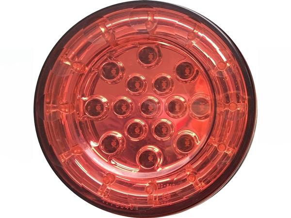ICL LEDコンビテールランプ 丸型シリーズのモデルチェンジ(仕様変更)前(砲弾型LED)
