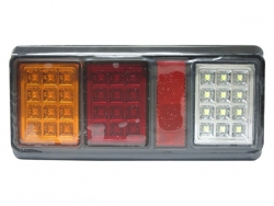JB LED multi-combination lamp orange red white L s...
